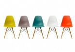 Eames Plastic DSW Chair