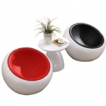 Half Ball Chair